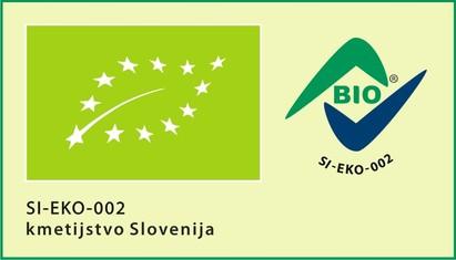 SI-EKO-002 EKO BIO Certifikat Logotip