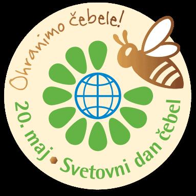 Svetovni dan čebel logotip